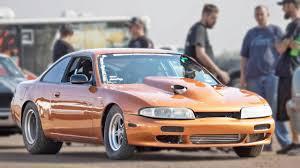 lexus v8 drag car no prep turbo v8 nissan 240sx dragtimes com drag racing fast