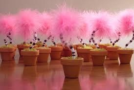 mini potted truffula tree pink limited sold out kirawrart
