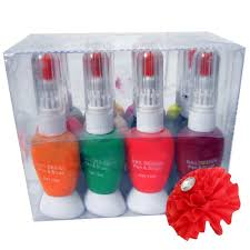 dfxz 2 in 1 nail polish u0026 nail art pack of 12 with mars eye