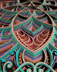 mesmerizing laser cut wooden sculptures u2013 fubiz media