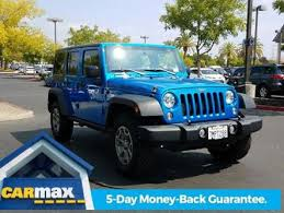 jeep wrangler 2015 price used 2015 jeep wrangler for sale pricing features edmunds