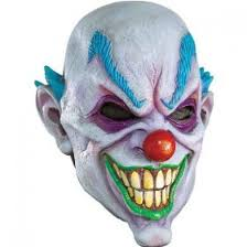 best halloween ideas 2012 clown masks scary clown masks for