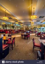 the mazzei cafe winter gardens blackpool lancashire uk stock
