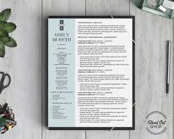 Technical Support Resume Format Ashly Mcbeth Resume Template Stand Out Shop