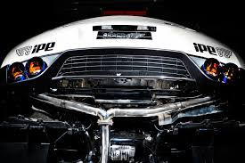 nissan gtr exhaust system ipe exhaust systems evs motors inc