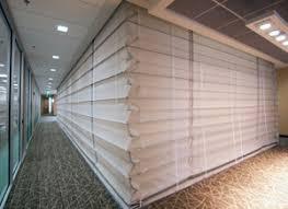 Automatic Fire Curtain Ce Center