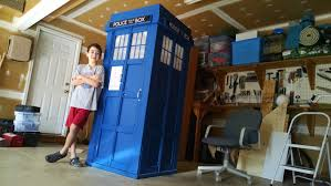 diy tardis youtube diy tardis