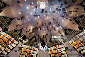 Mirrors On The Ceiling by Ifa Technology Fair Photos And Images Getty Images