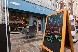 The Best Fish And Chip Shops In The Uk Business Insider Fish City Belfast