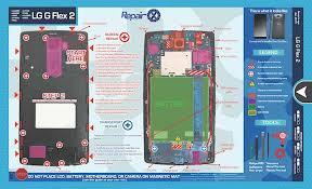 repair x lg g flex 2 repair guide magnetic screwmat