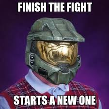 Meme Master - bad luck master chief weknowmemes generator