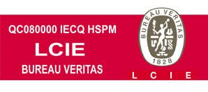 lcie bureau veritas iso certification aleph electronics shenzhen co ltd