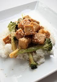 cuisine de tous les jours ma cuisine de tous les jours tofu miso et érable avec brocoli
