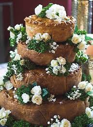 wedding cake no icing pie do white icing a thing of the past as pork pie wedding cake