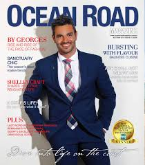 lexus is nia conversion 3is bumper ocean road magazine issue 15 autumn 2014 edition by ocean road