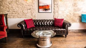 luxury upcycling is gaining momentum in the world of interior