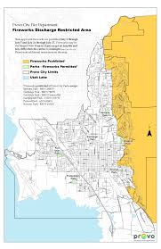 Utah State Parks Map by Utah Fireworks Restrictions For 2016 Pioneer Day Ksl Com