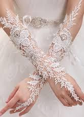 gant mariage gants de mariage milanoo