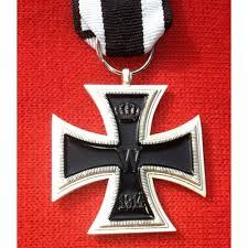 german iron cross medal replica