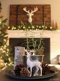 table christmas centerpieces decorate the tables with these 50 diy christmas centerpieces