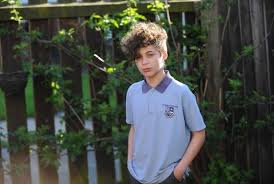 boys forced to get a perm schoolboy gets kicked out of school for looking too much like little