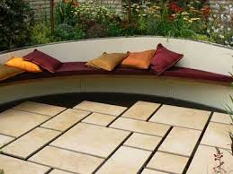 interior ideas garden seating ideas