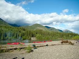 Teh Yakon spirit of the yukon teslin river ruby range adventure