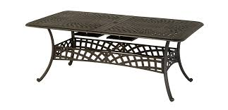 42 Patio Table Fabulous Extension Patio Table Hanamint Outdoor Furniture
