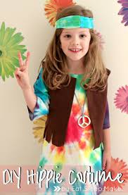 eatsleepmake diy kid u0027s hippie halloween costume tutorial