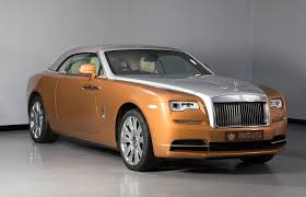 gold rolls royce rolls royce dawn u2013 gold