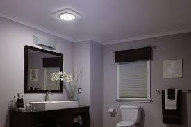 Home Depot Bathroom Fan Light Magnificent Panasonic Bathroom Exhaust Fan With Light With