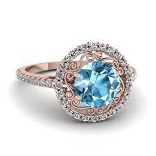 blue rose rings images Ice diamond rings wedding promise diamond engagement rings jpg
