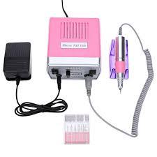 aliexpress com buy professional false nail electric file drill