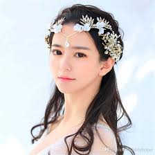 forehead headband princess forehead headband vintage wedding bridal
