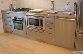 kitchens with stainless appliances appliances white cabinets