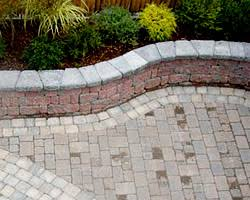 Retaining Wall Design Raised Patios Branchburg Middlesex NJ - Patio wall design
