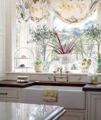 Traditional Kitchen Faucets Garden Window Decorating With Fence Exterior Traditional And Panel