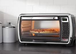 Oster 6 Slice Digital Toaster Oven Oster Large Capacity Countertop 6 Slice Digital Convection Toaster