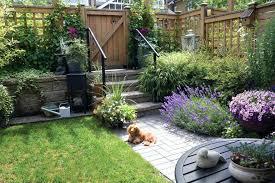 Patio Landscape Design Ideas Pet Friendly Landscape On Garden Patio Friendly Landscape
