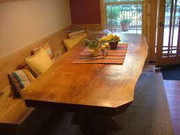 Slab Dining Room Table by Cedar Pine And Fir Slabs