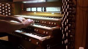 albinoni adagio for organ