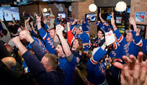 new york rangers fans new york rangers to play ottawa senators in game 7 tomorrow night
