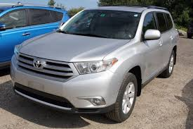 toyota highlander base price 2011 toyota highlander in stratham nh united states for sale on