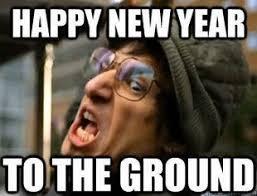 Funny Happy New Year Meme - happy new year meme 2018 funny new year trolls gags jokes