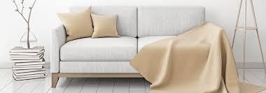 un canapé comment recouvrir un canapé cdiscount