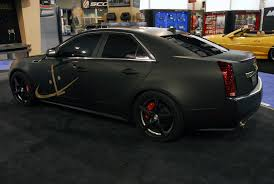 black 2004 cadillac cts high xpectations builds 2012 caddy cts for the 2012 sema