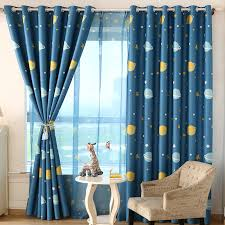 Toddler Blackout Curtains Modern Curtains For Children Blackout Curtains For Bedroom