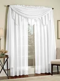 Lorraine Curtains Reverie Semi Sheer Curtains White Lorraine White Curtains Semi