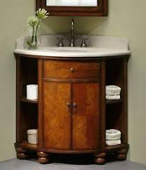 Bathroom Vanity Small by Home Decorators Collection Hamilton 31 In W X 23 In D Corner