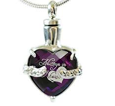 urn pendants infinity keepsakes cremation urn necklace for ashes
